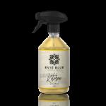 Evie Blue Kitchen Cleaner Bottle 500ml