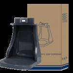 Evie Blue automatic dispenser