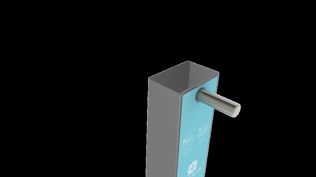 oxyfoam dispenser prime top