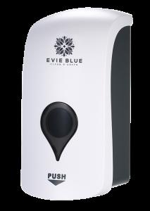 Evie Blue manual dispenser