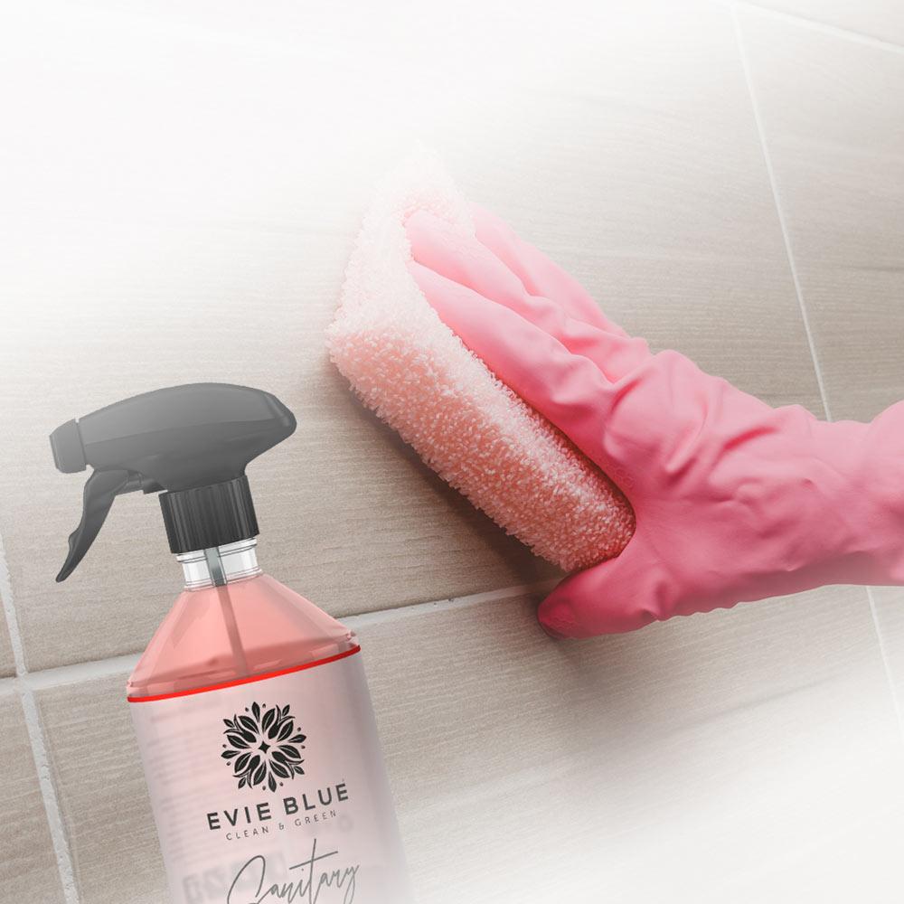 ulticlean visual sanitary cleaner